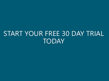 Start your trial for 30 days now